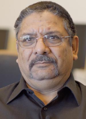 Felipe Gallegos, former VR consumer, works as a welder at Spartanburg Steel.