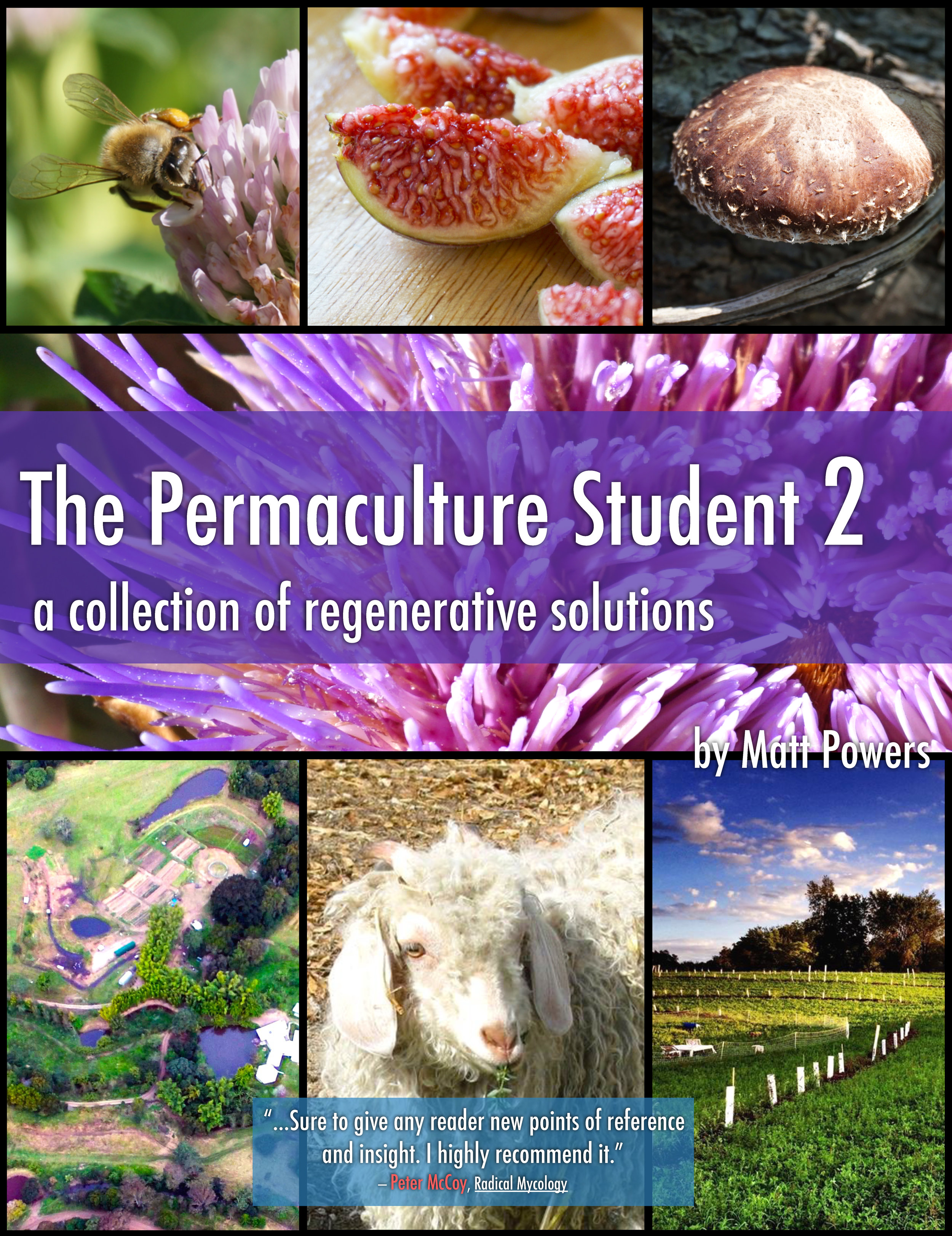 Get your Signed 1st Edition copy of  The Permaculture Student 2   Today while Supplies Last!!