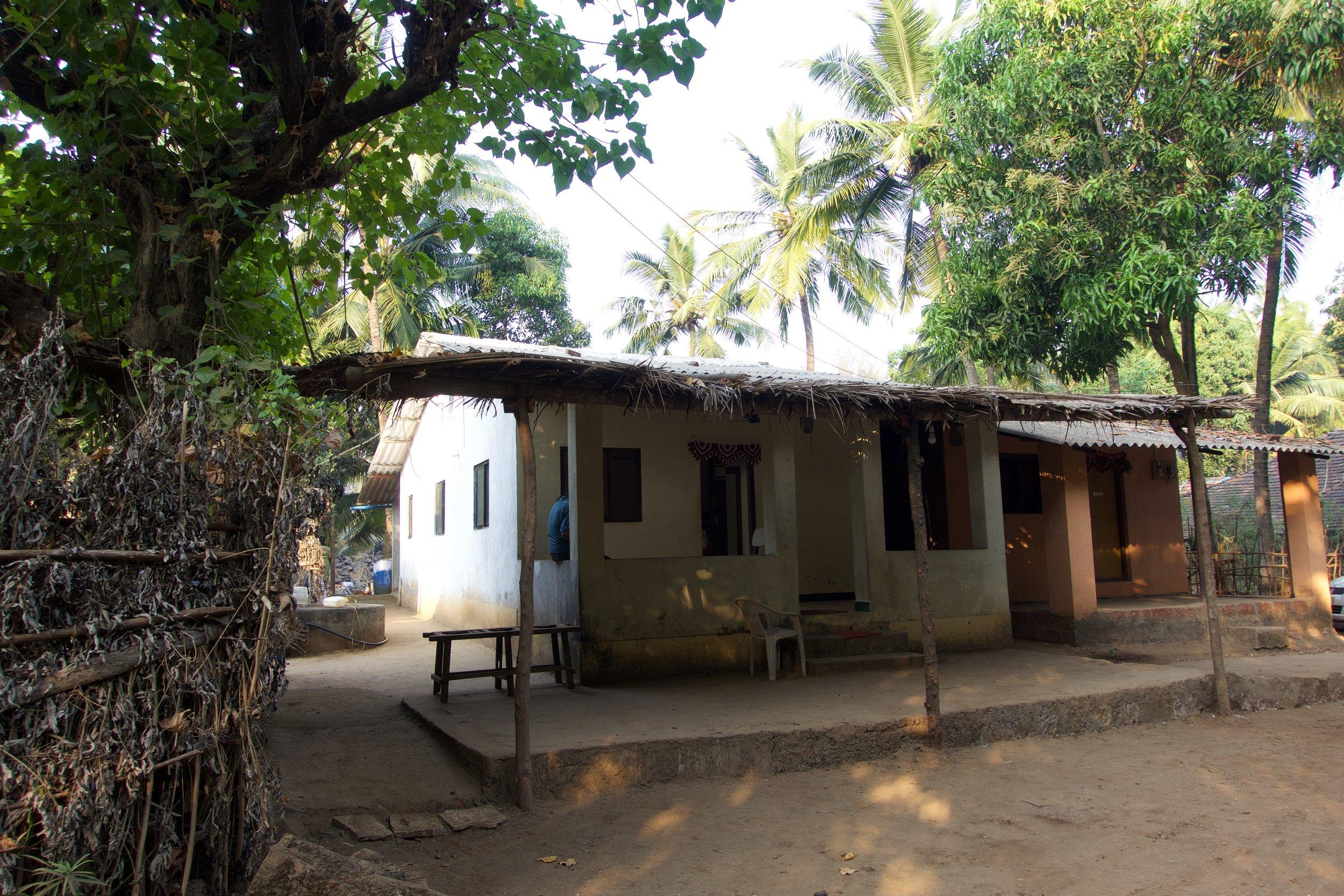 Homestay in Velas