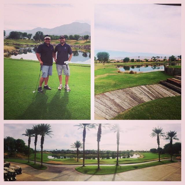 TPC Stadium Course PGA West, La Quinta, CA