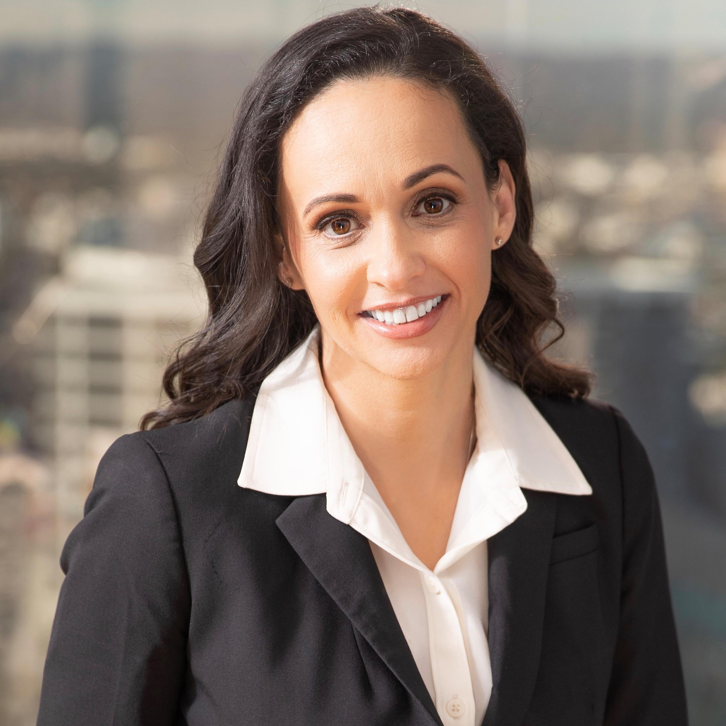 Jessica Patterson - CALIFORNIA GOP CHAIRWOMAN