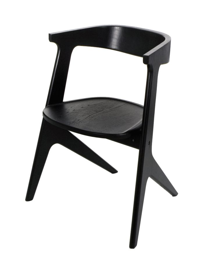 StudioGabrielle-TomDixon-Sample-Sale-Slab-Chair-Black-studiogabrielle.co.uk