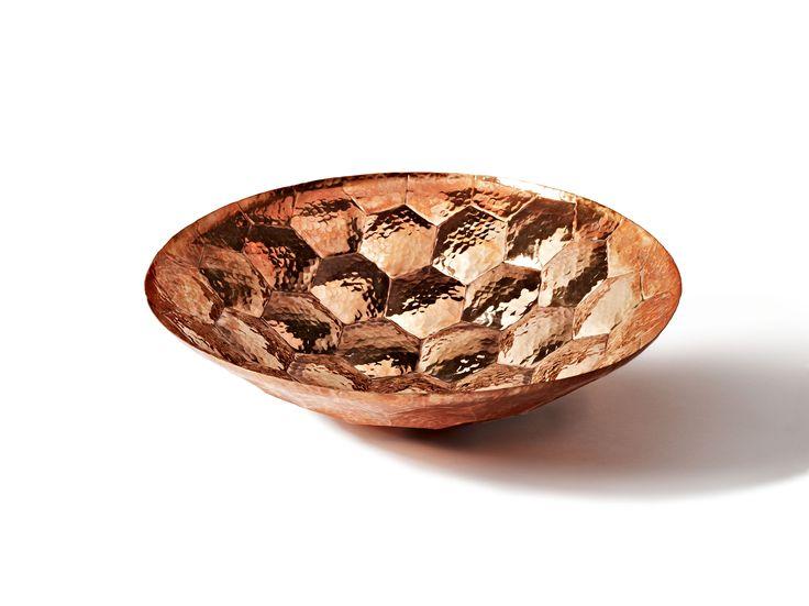 StudioGabrielle-TomDixon-Sample-Sale-Hex-Bowl-Large-Copper-studiogabrielle.co.uk