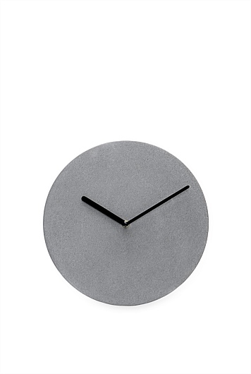 StudioGabrielle-Inspired-Melbourne-Homewares-CountryRoad-Concrete-Clock-studiogabrielle.co.uk