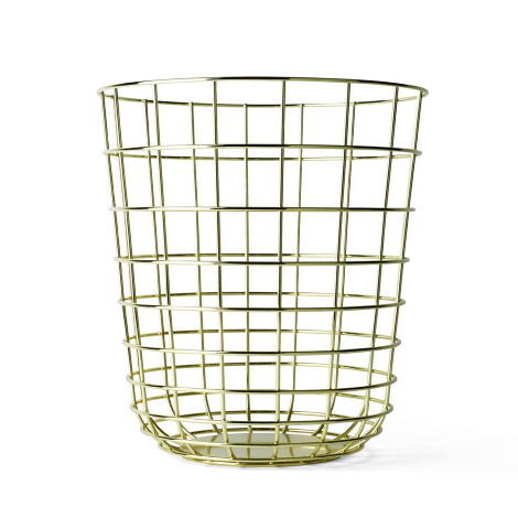 StudioGabrielle_Menu - Wire Bin