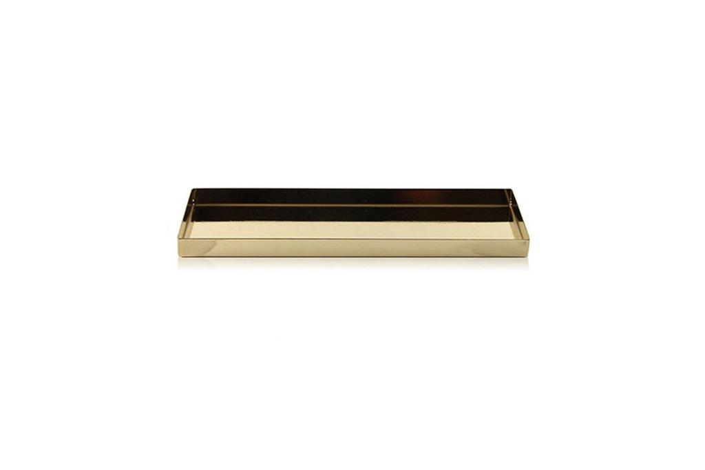 StudioGabrielle_Cooee Design - Tray 32 x 10 x 2cm Brass