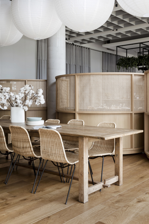 Rick Stein Restaurant - Bannisters, Port Stephens by Alwill Interiors x Miwa Design