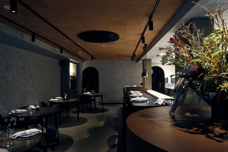 Restaurant Navi by Finnis Architects