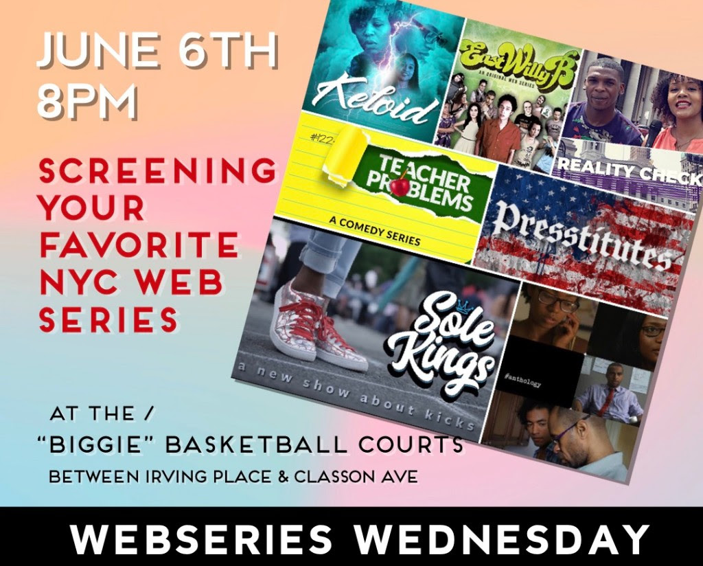 Webseries Wednesday hosted by BTFC