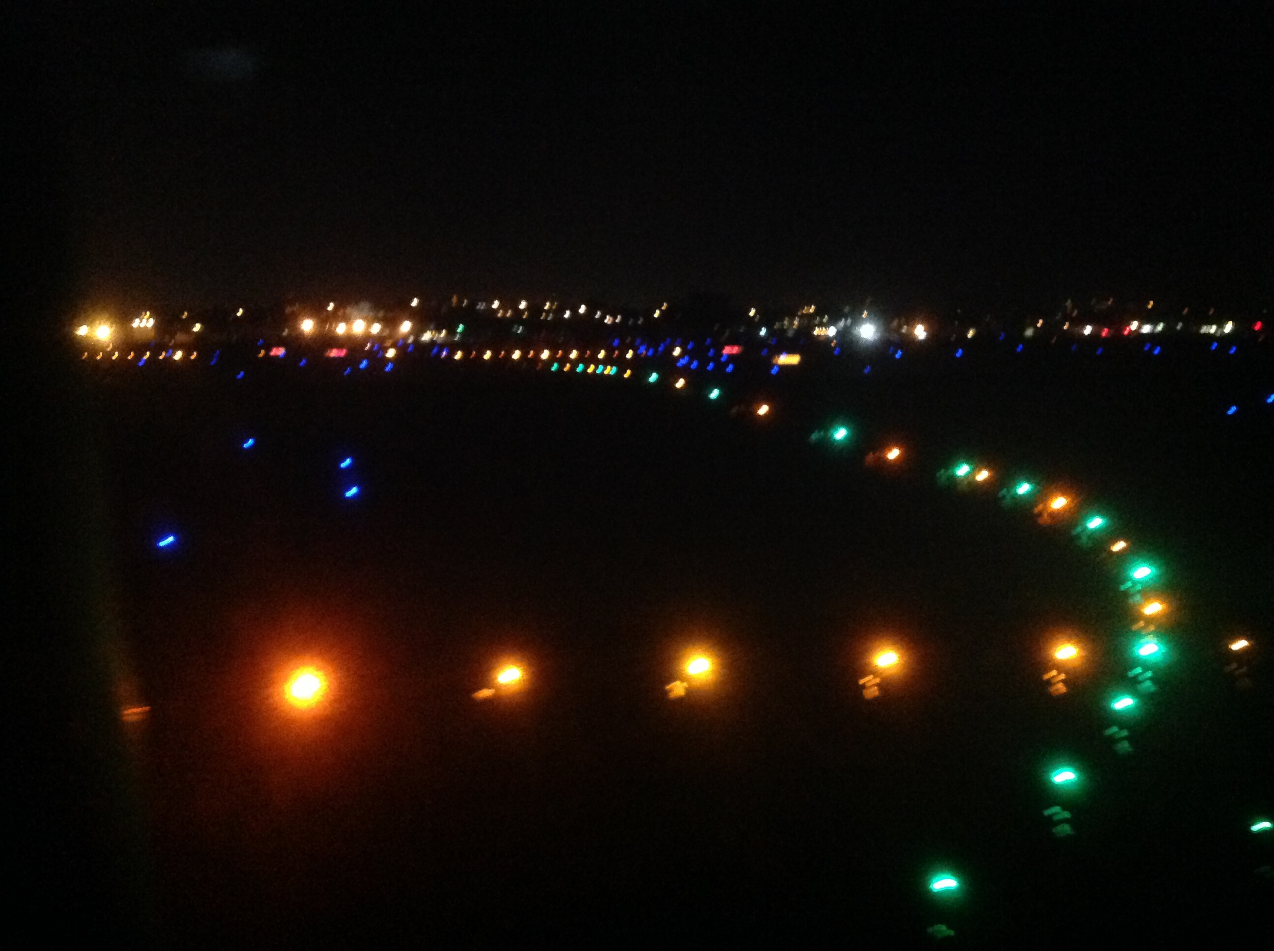 LAX Taxiway