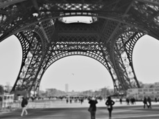 Desiree Mostad, Rivets and Roses, Paris, Eiffel Tower, Travel Photographer