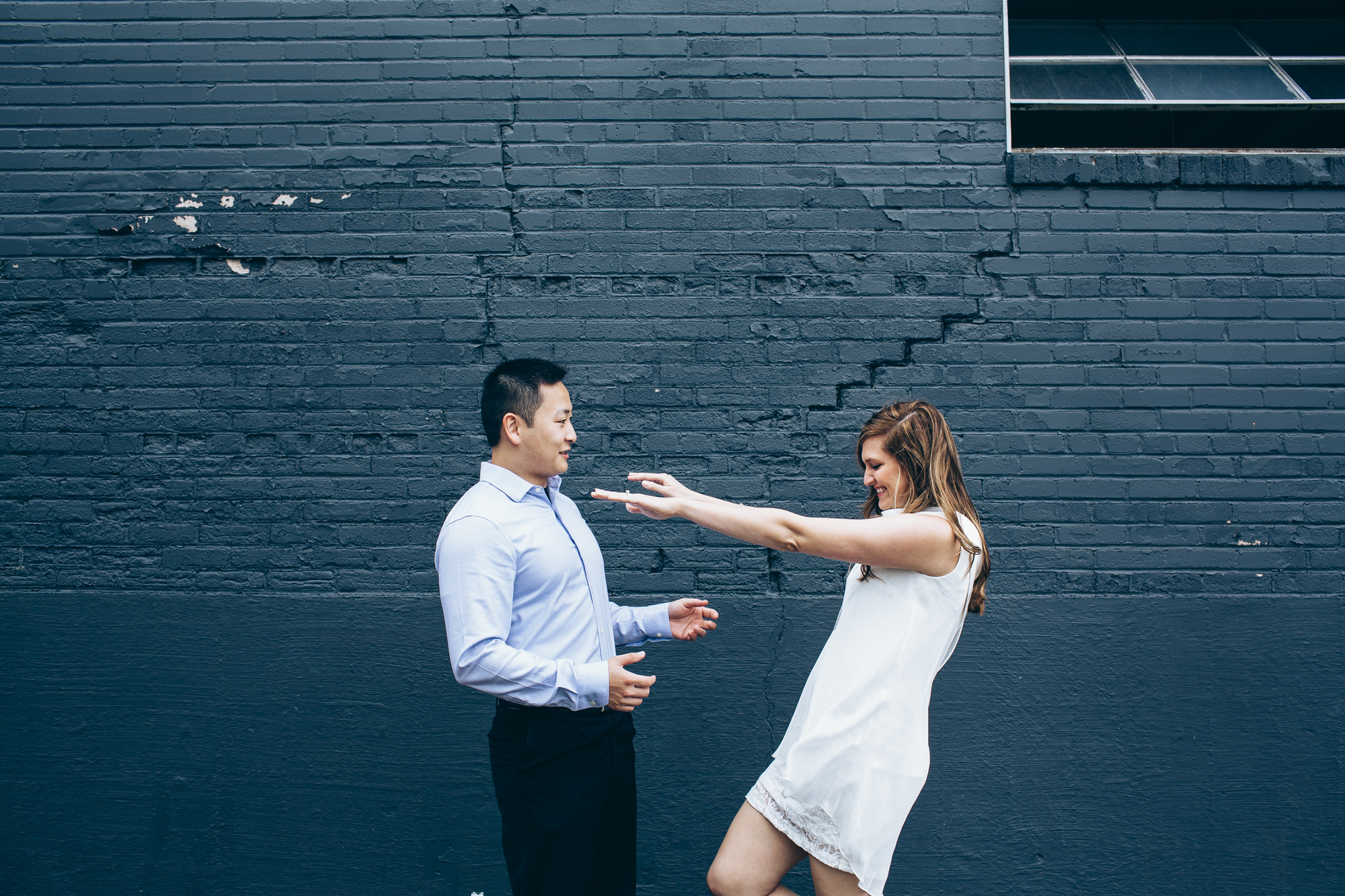 Northeast Minneapolis Engagement Session | Photography by Jess Ekstrand | Rivets & Roses