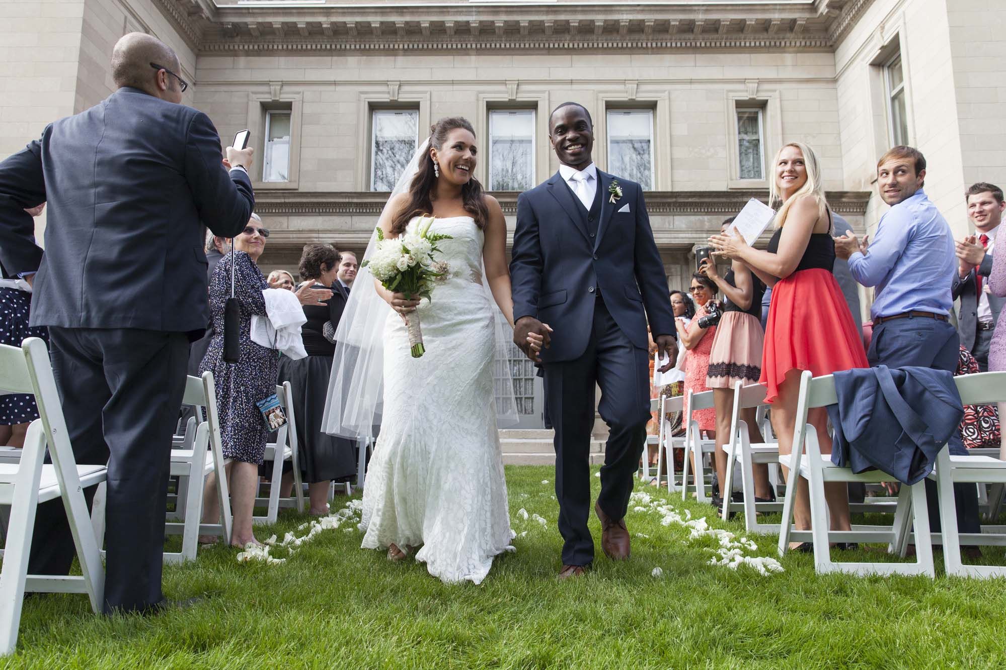 Minneapolis Wedding Photographers | Rivets & Roses | Photo by Nicole McCoy