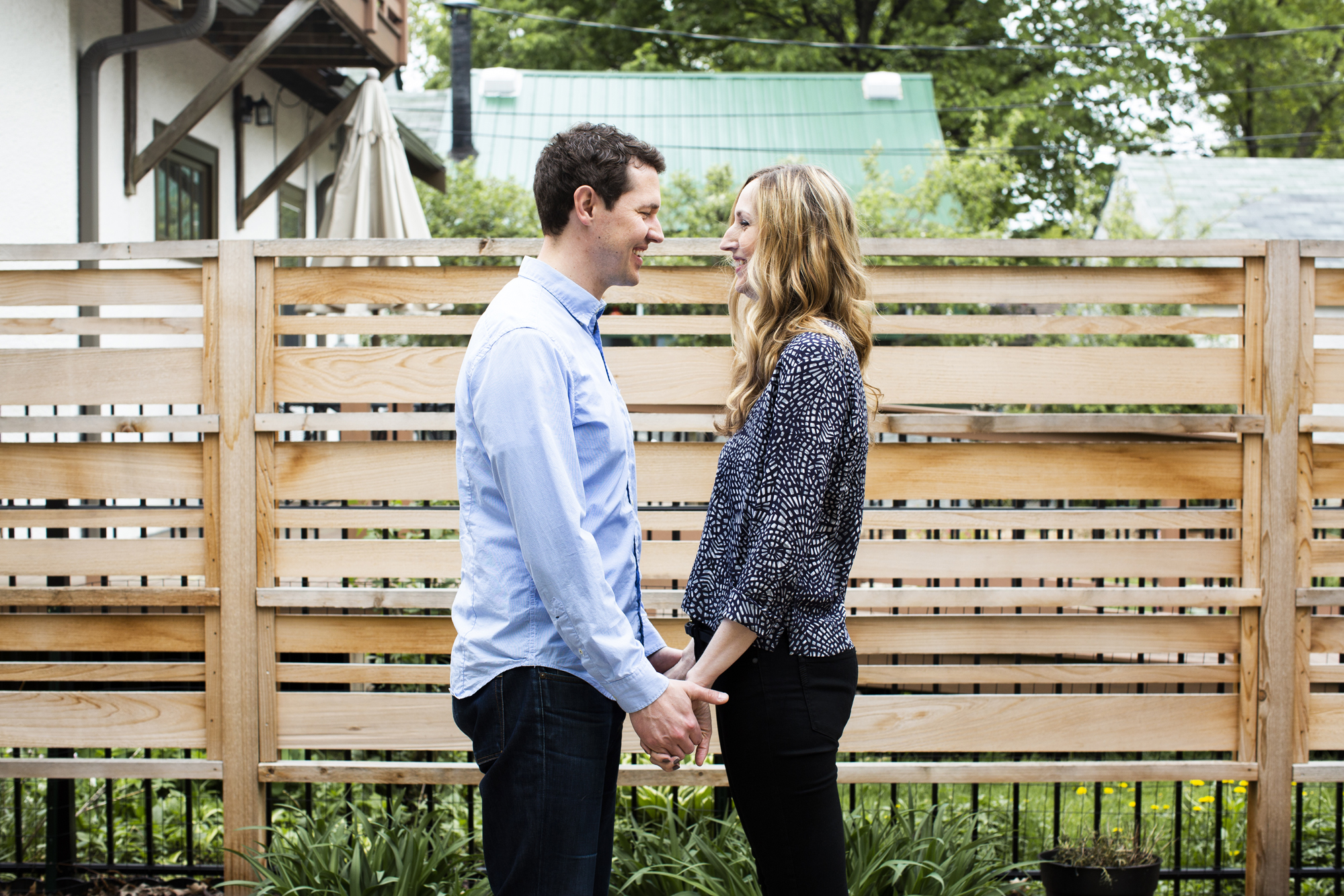 Minneapolis Engagement Session | Photography by Jess Ekstrand | Rivets & Roses