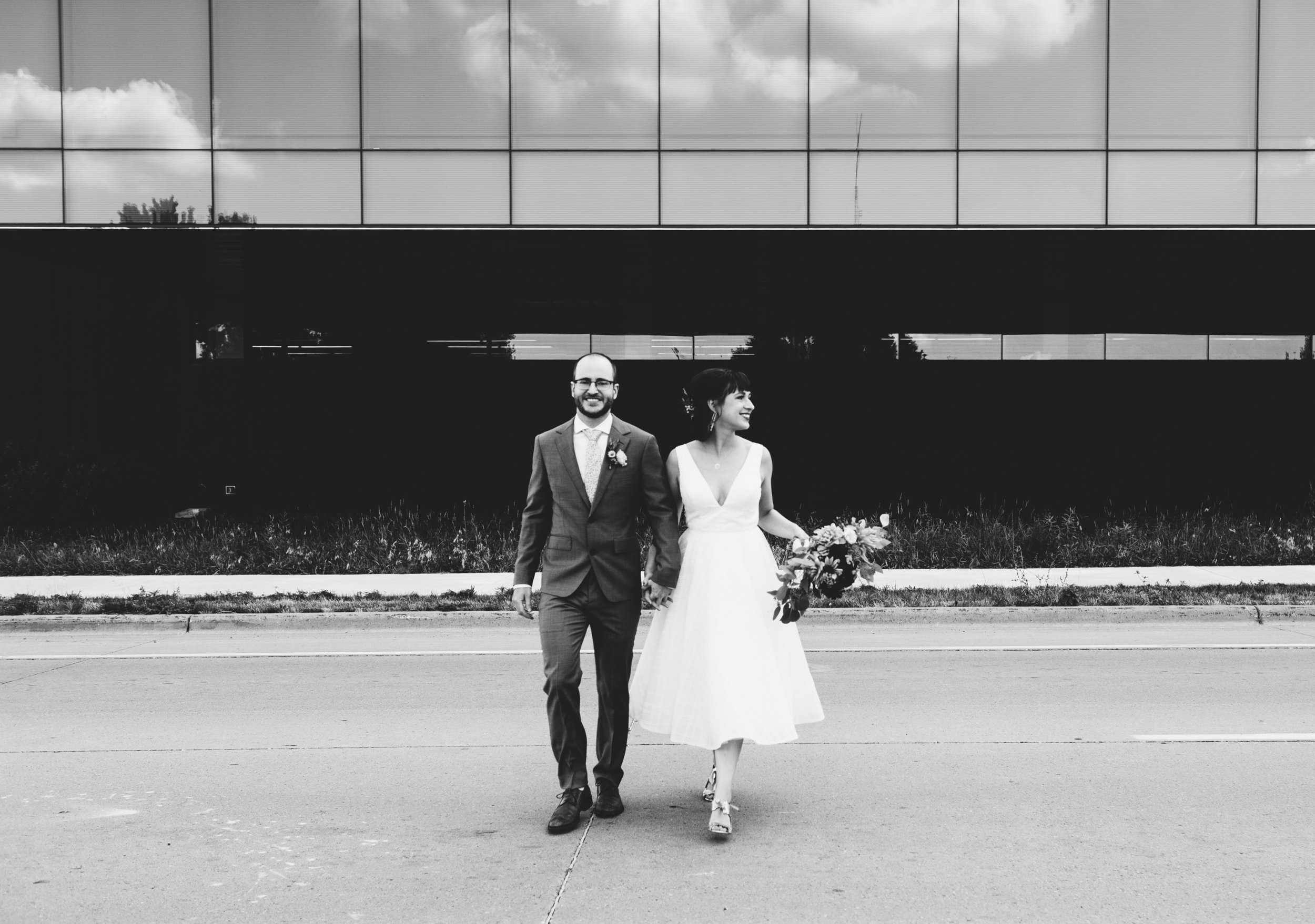 Bell Museum Wedding Minneapolis | Rivets & Roses | Photo by Jess Ekstrand