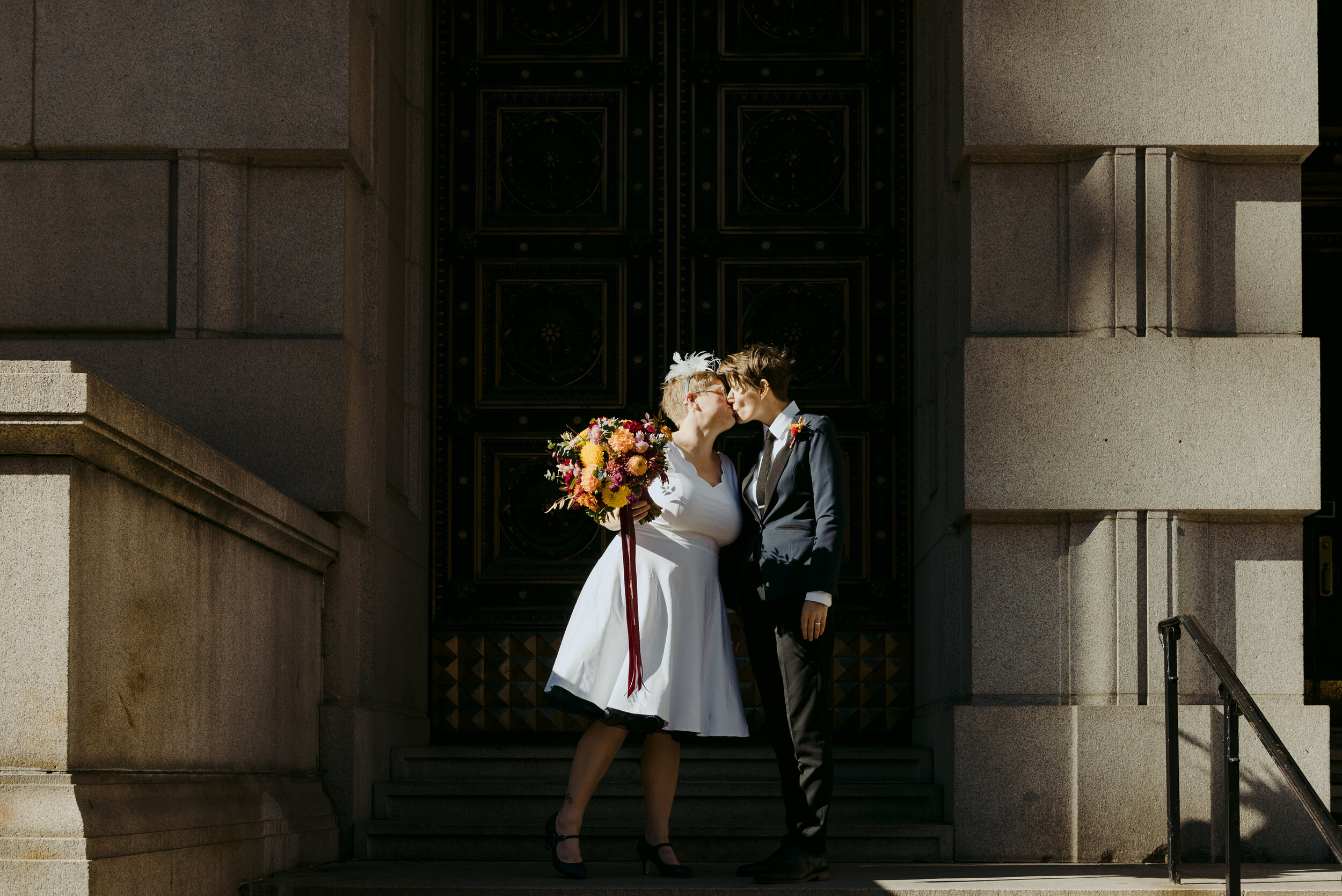 Minnesota Wedding Photographer | Rivets & Roses | Photography by Tara Sloane