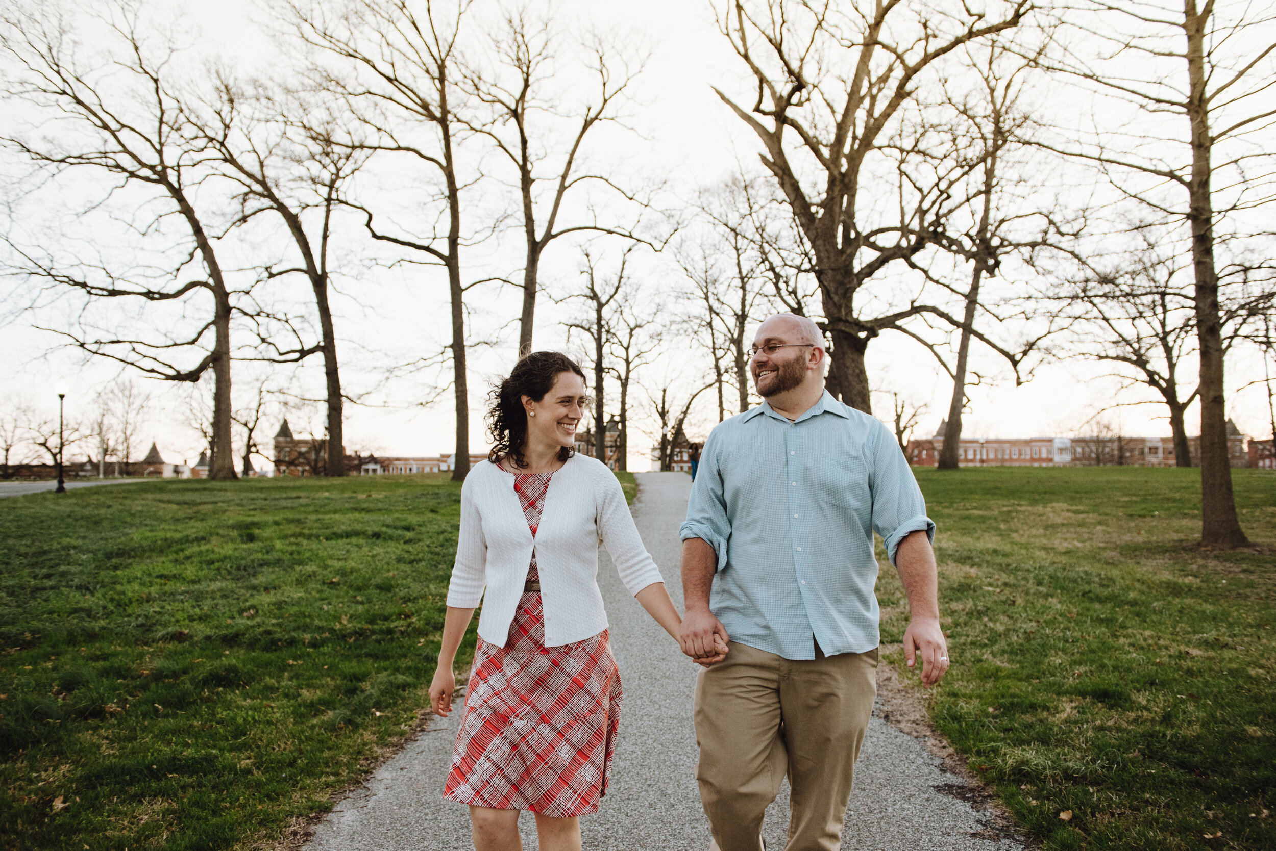 Minneapolis Engagement Photographers | Rivets & Roses | Photography by Tara Sloane