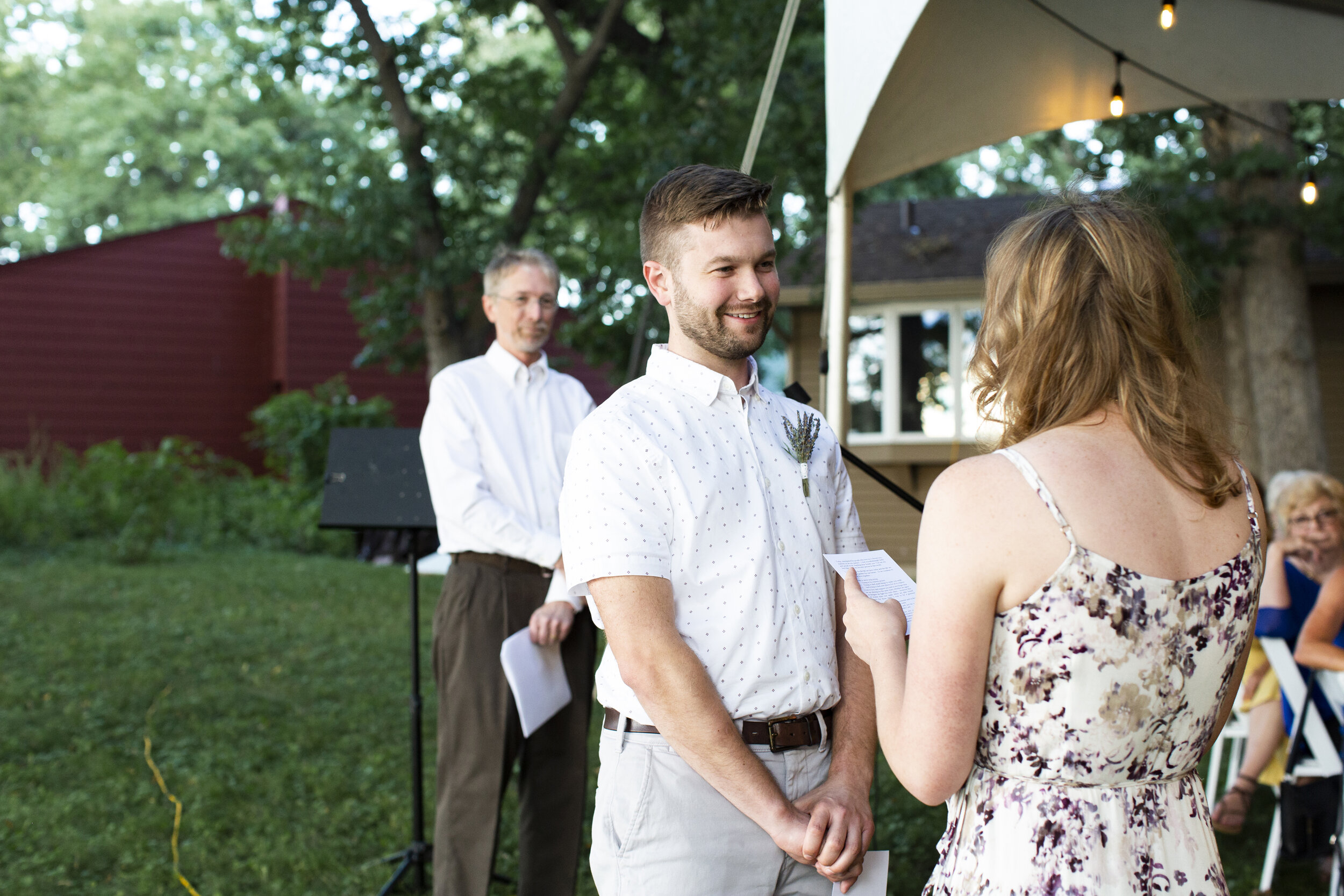 Home Wedding St. Paul | Rivets & Roses Wedding Photography | Photo by Jess Ekstrand