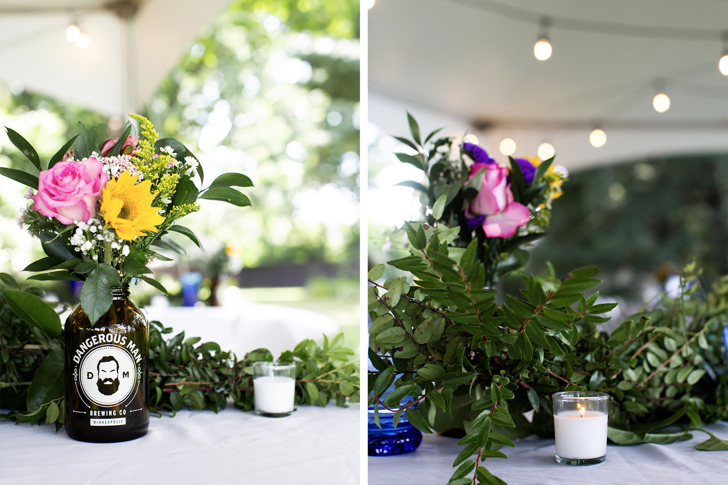 Intimate Wedding St. Paul | Rivets & Roses Wedding Photography | Photo by Jess Ekstrand
