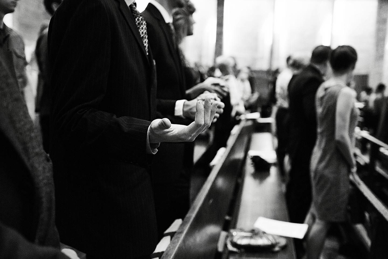 St. John the Baptist Catholic Church Wedding | Wedding Photographer | Photogen Inc. | Eliesa Johnson | Based in Minneapolis, Minnesota