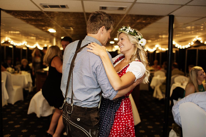 Vista Star Rehearsal Dinner Cruise Duluth, MN | Wedding Photographer | Photogen Inc. | Eliesa Johnson | Based in Minneapolis, Minnesota