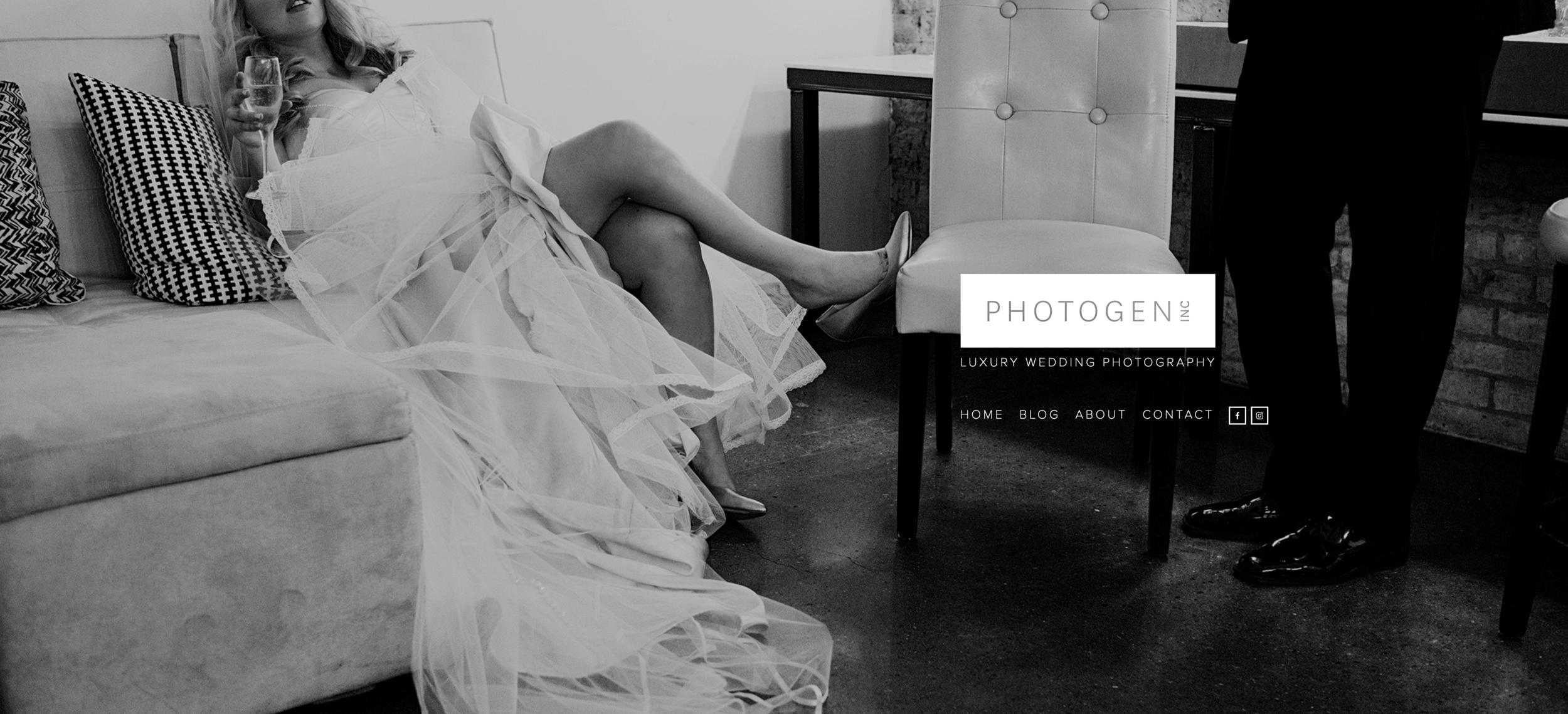 Photogen Inc. | Eliesa Johnson