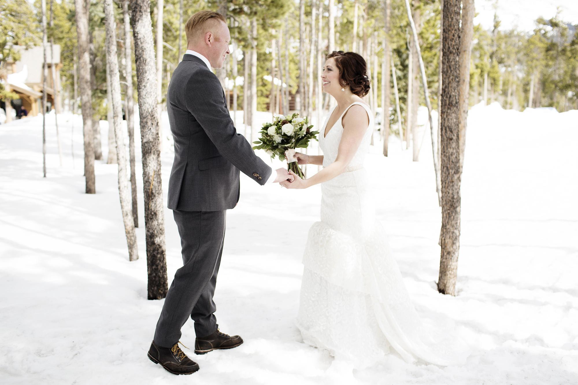 Breckenridge Colorado Wedding Photos | Destination Wedding Photographer | Photogen Inc. | Eliesa Johnson | Based in Minneapolis, Minnesota