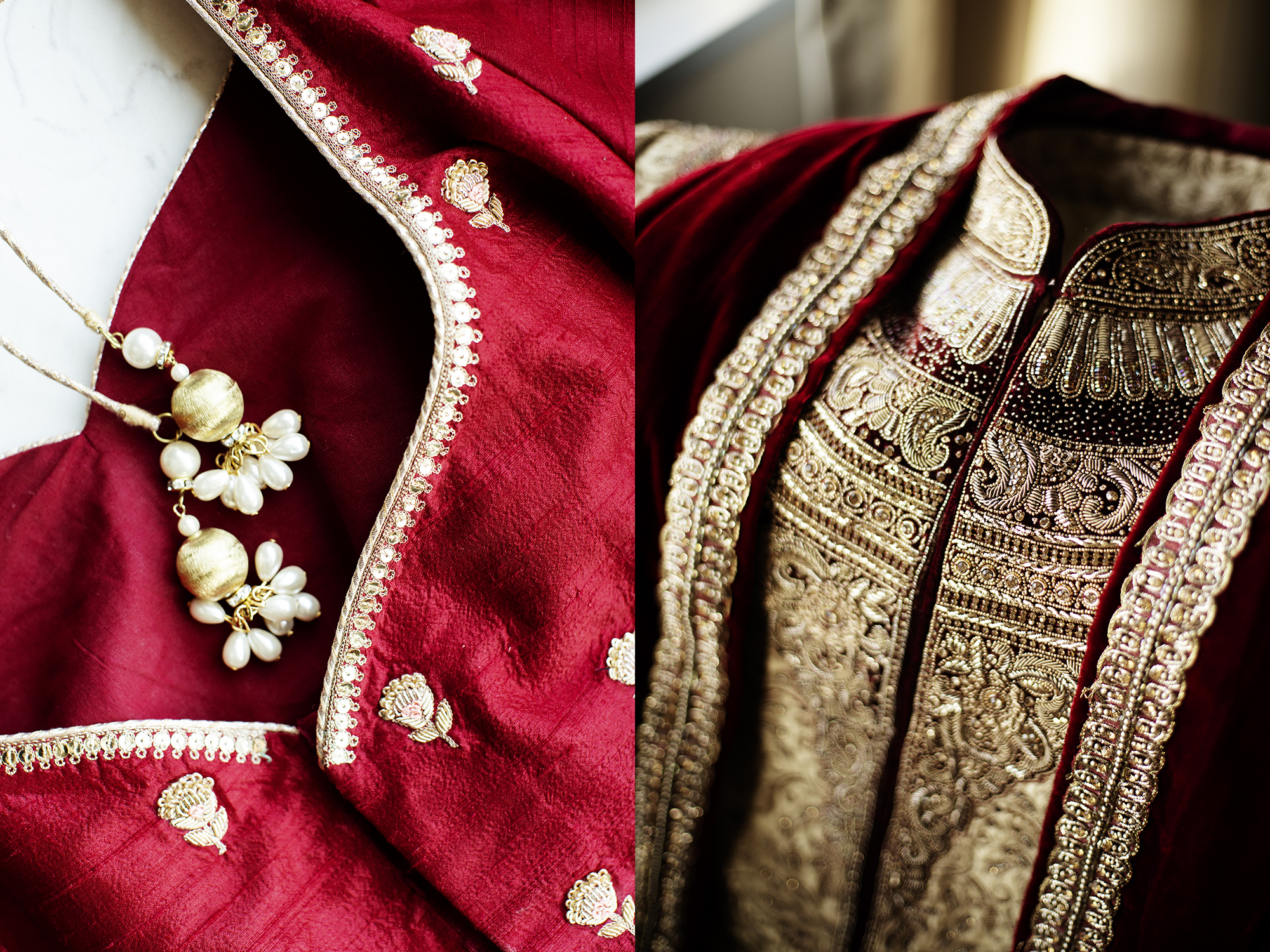 Indian Wedding Attire | Minneapolis Wedding Photos | Photography by Photogen Inc. | Eliesa Johnson | Luxury Wedding Photography Based in Minnesota
