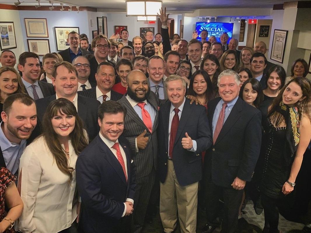 MavPAC Holiday Party w/ Senator Lindsey Graham - new york city | December 13, 2018