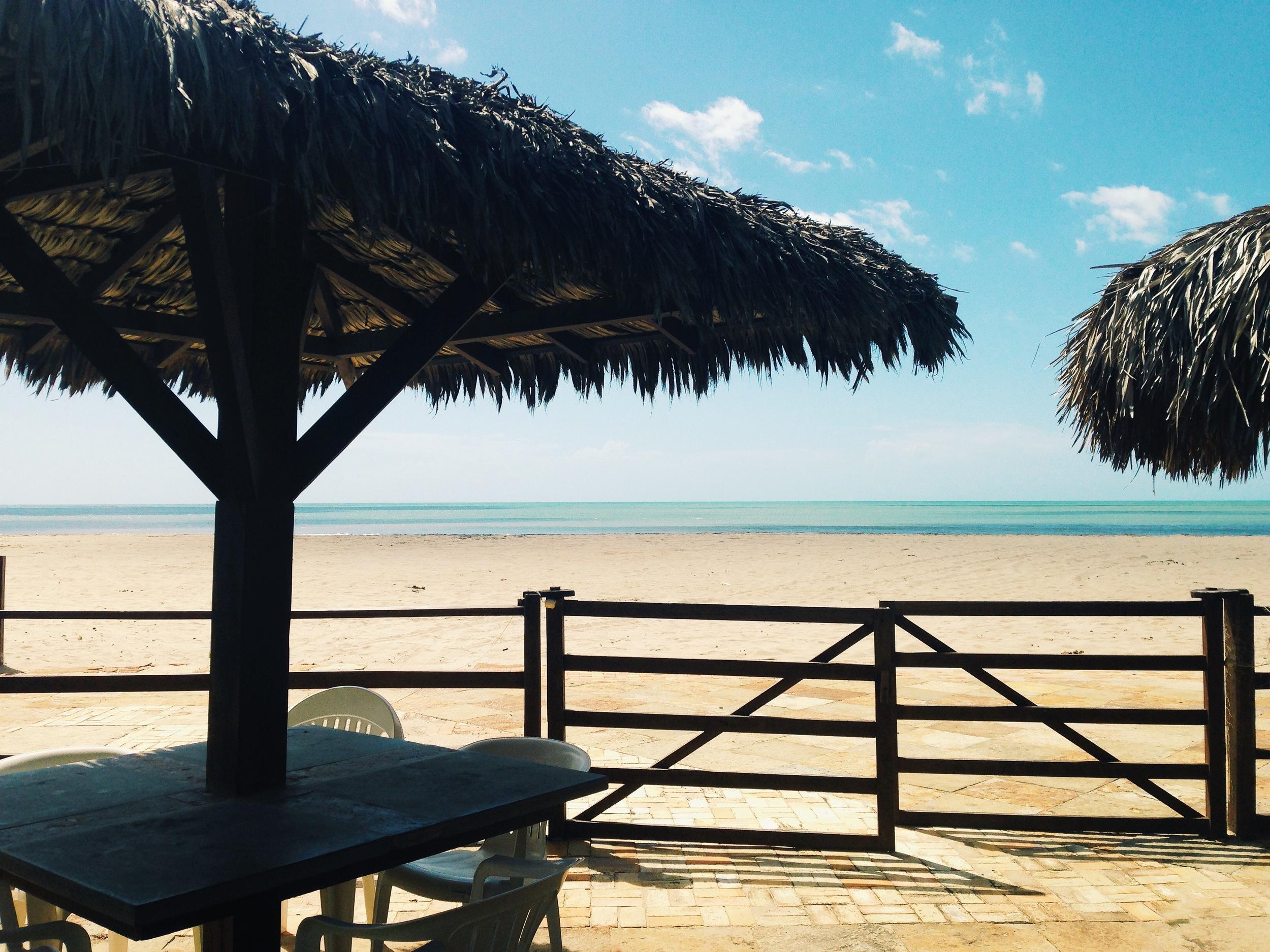 Praia do Coqueiro - Luís Correia, PI.