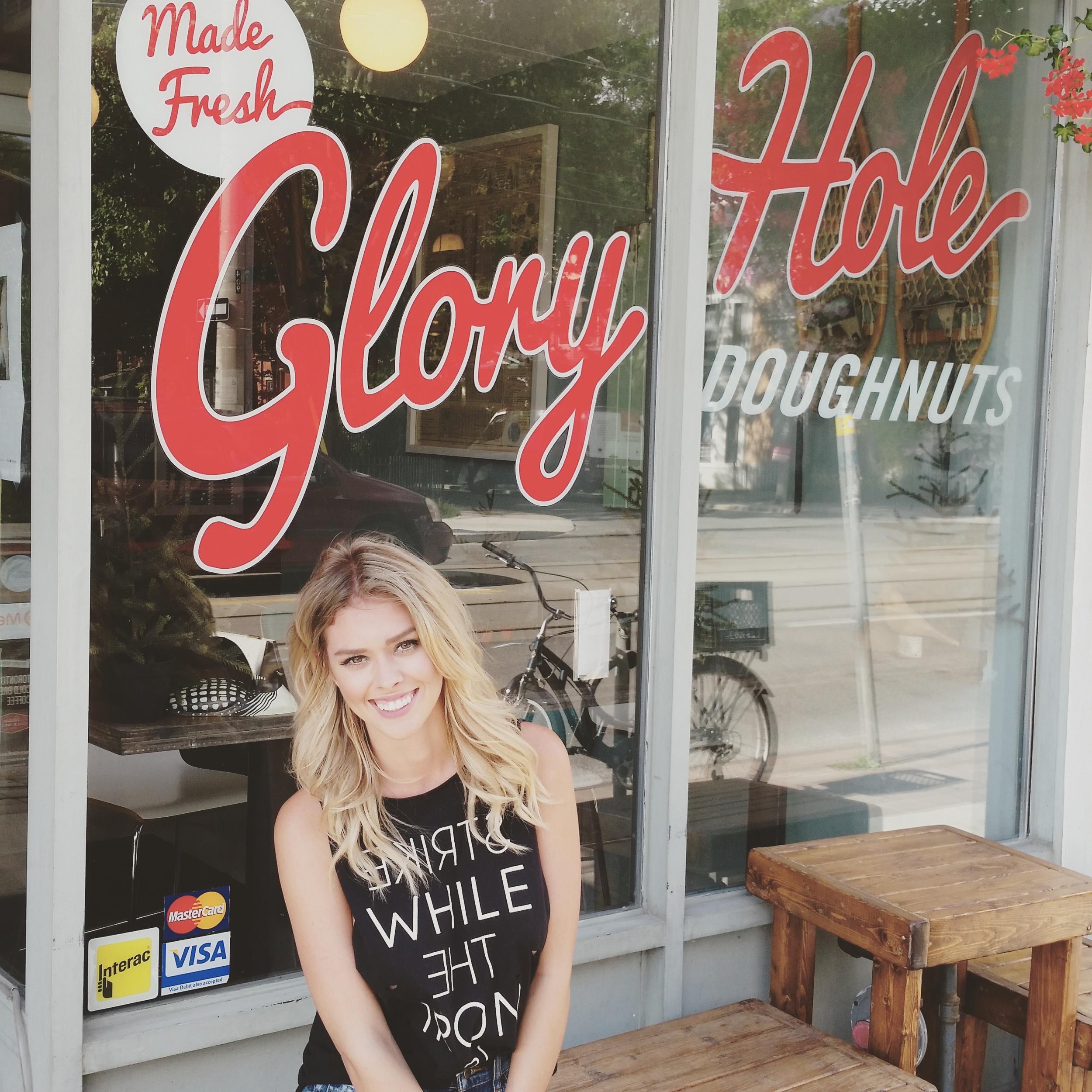 Glory Hole Doughnuts Laura Christine Clark Studio V