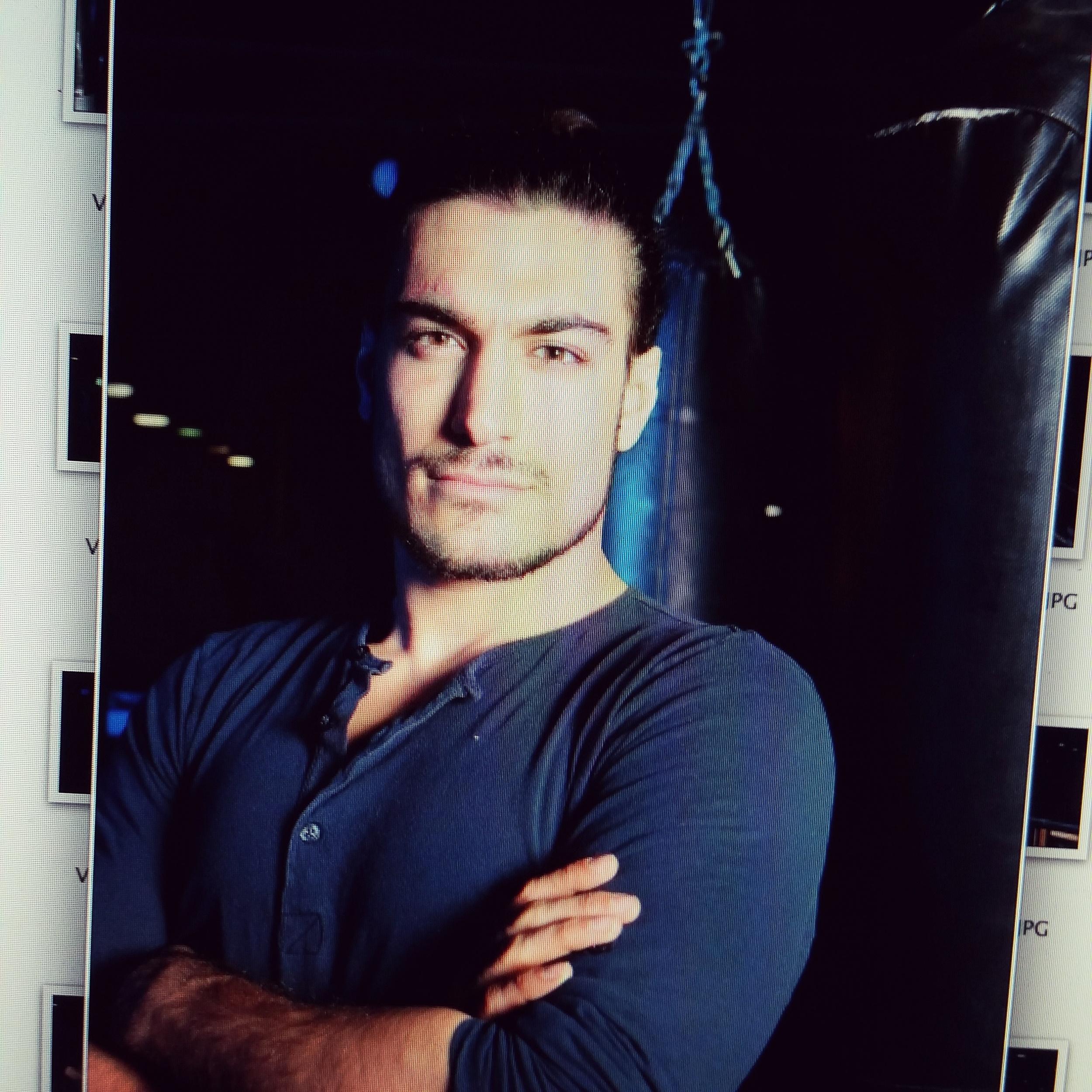 Elias Theodorou Studio V photography Portrait 2