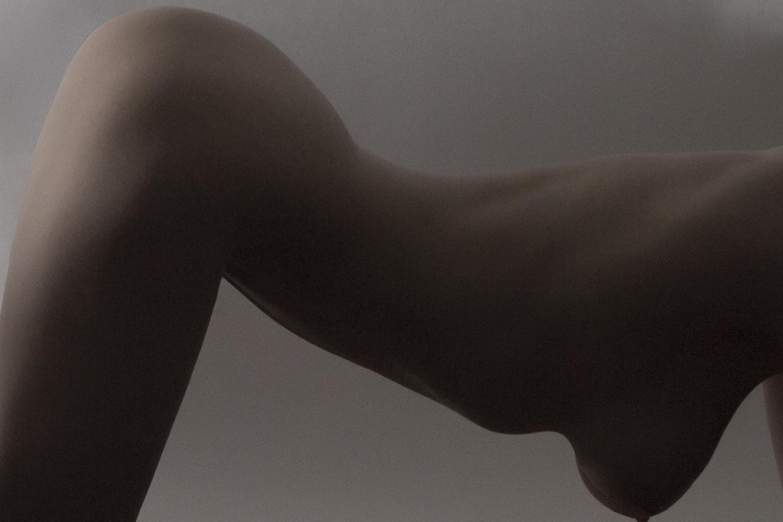 Artnude nude studio v photography model bodyscape