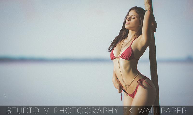 VX2 Magazine cover model Karli Vanessa Sal