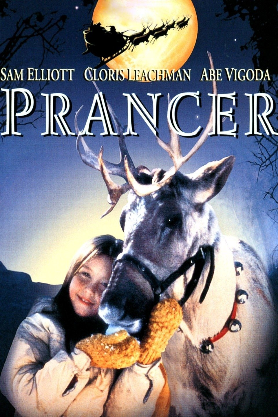 Prancer (1989) - This is one of my mom's favorites. I recently (as in this year) found out that she has a little crush on Sam Elliott, so now it all makes sense! My mom and her husband both agree that he ages well. ;)I did not like this movie as a kid. I thought it was super boring and that the little girl was annoying and that Sam Elliott was a meanie. He was, but turns out he had some issues. Spoiler alert: he worked it out.