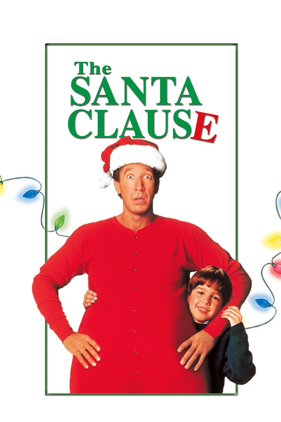 The Santa Clause (1994) - Tim Allen is my favorite. And my best friend Brittany used to look JUST like Charlie when she was little. Had the haircut and everything! From start to finish, this movie always puts me in a Christmassy mood.Fun Fact: One year when my whole family was gathered at my grandparents house for Christmas, each set of grandkid siblings got a teepee tent! It was the most fun. We all camped out in the living room in our teepees for weeks! Best gift. Highly recommend.