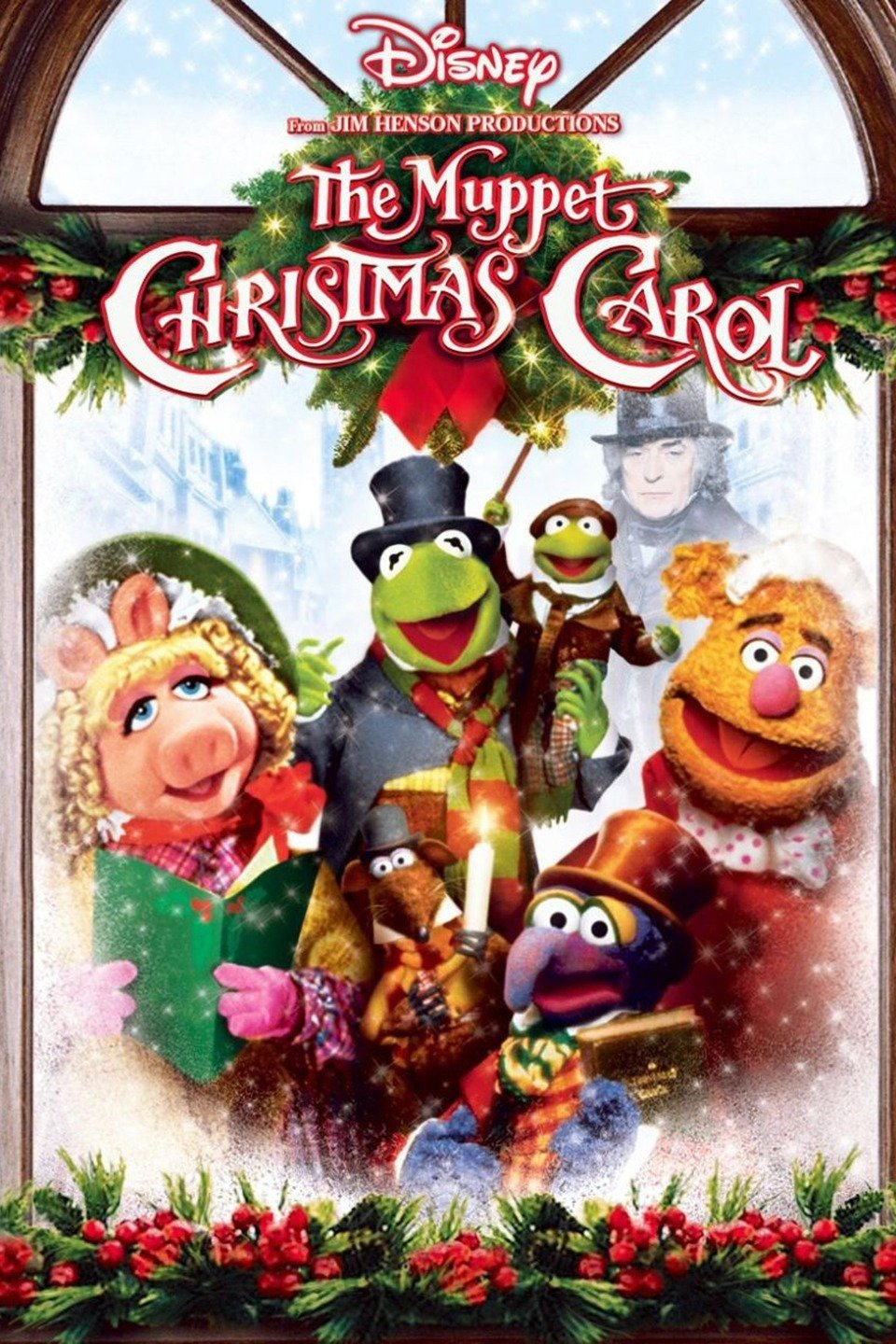 "The Muppet Christmas Carol (1992) - My favorite version of the story! It's actually been awhile since I've seen this movie, but I couldn't help but include it on my list. Will definitely be sharing it with Arlo. Don't hate the Tim Burton version either, but to me this one is the ""classic."""