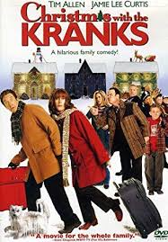 Christmas With The Cranks (2004) - Again, I have lots of love for Tim Allen. And Jamie Lee Curtis is so ridiculous and awesome in this movie! That bikini bod! Those sweaters!