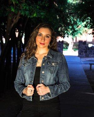 Sofia Rankin, Sophomore -