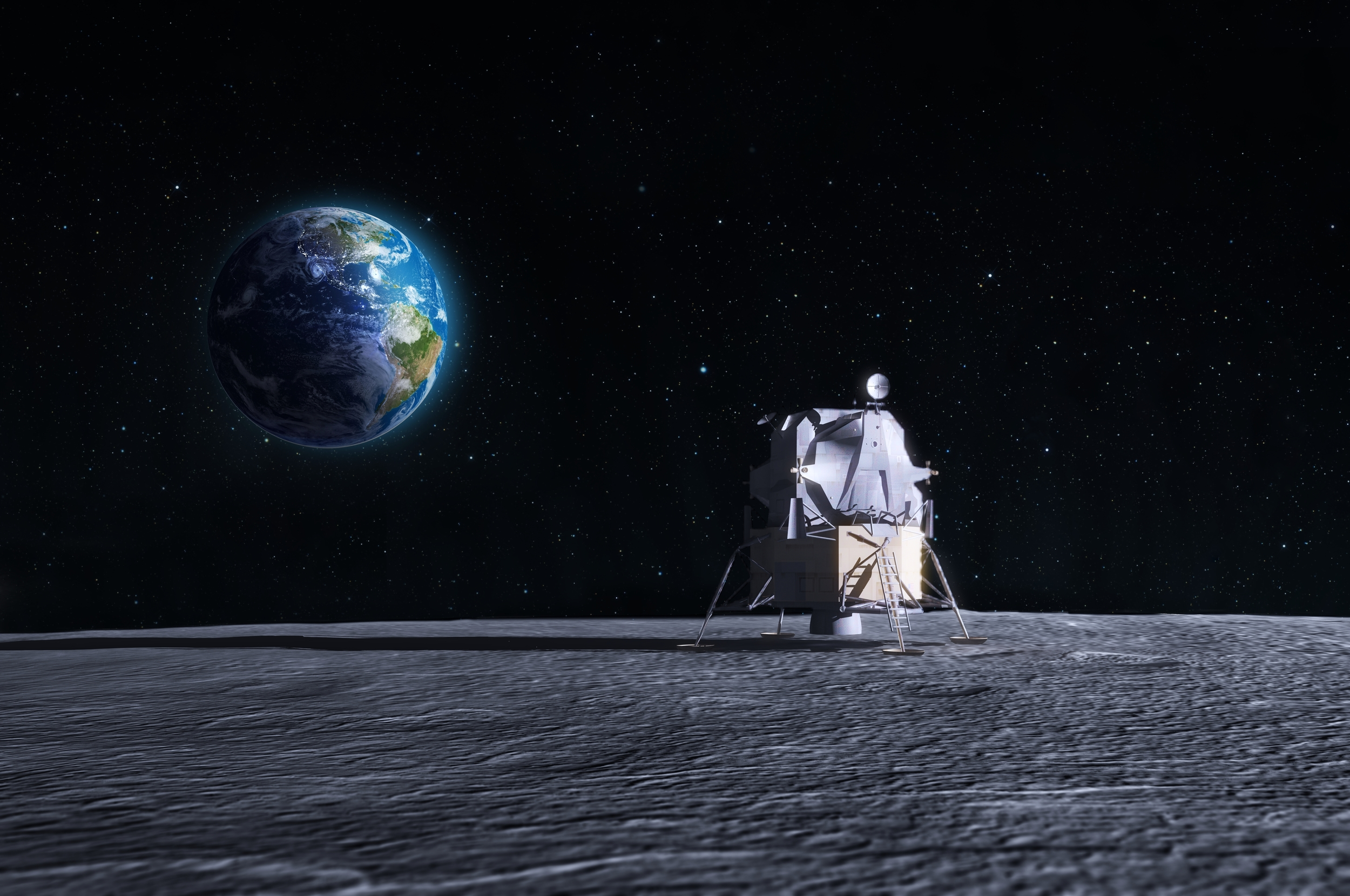 Greenlight Blog | Moon Landing | Collaboration