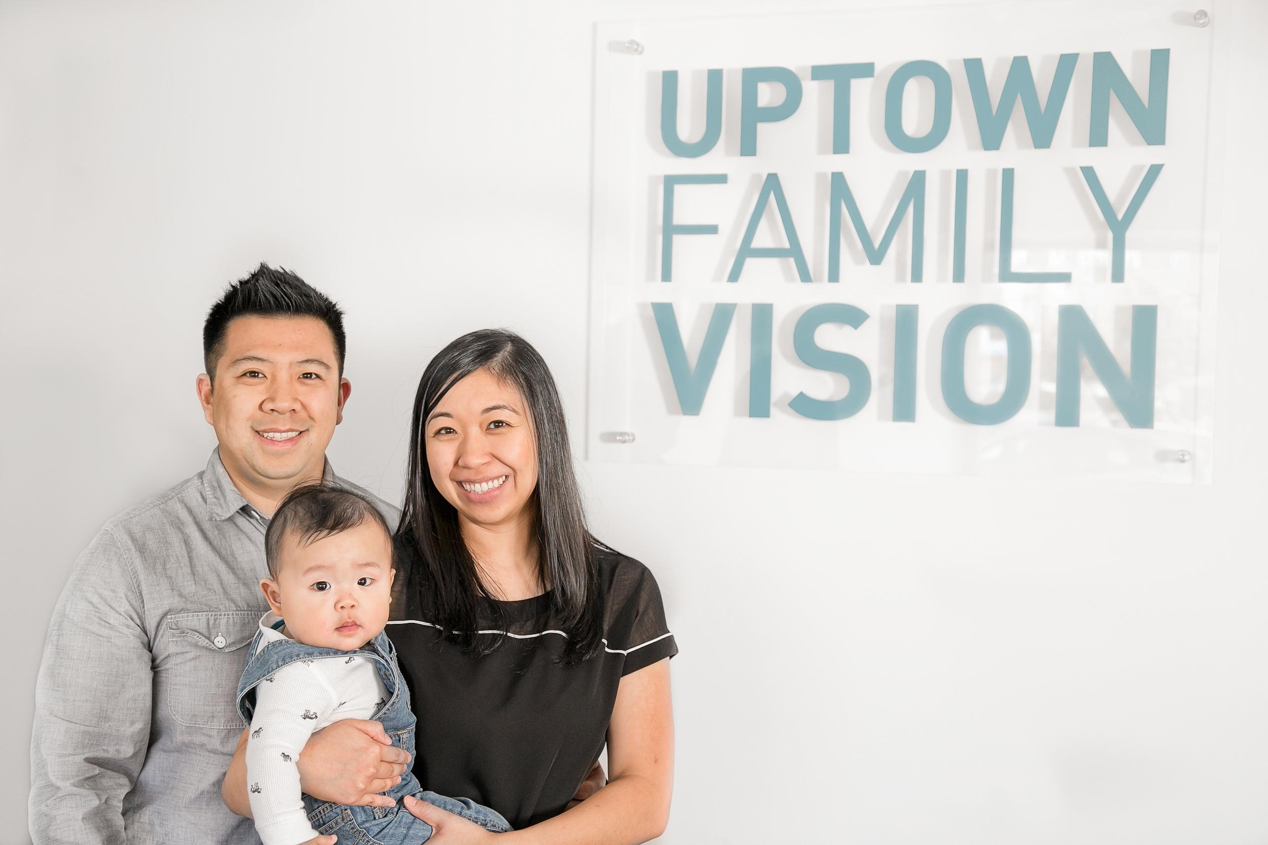 Photo of Alex Nham and Family