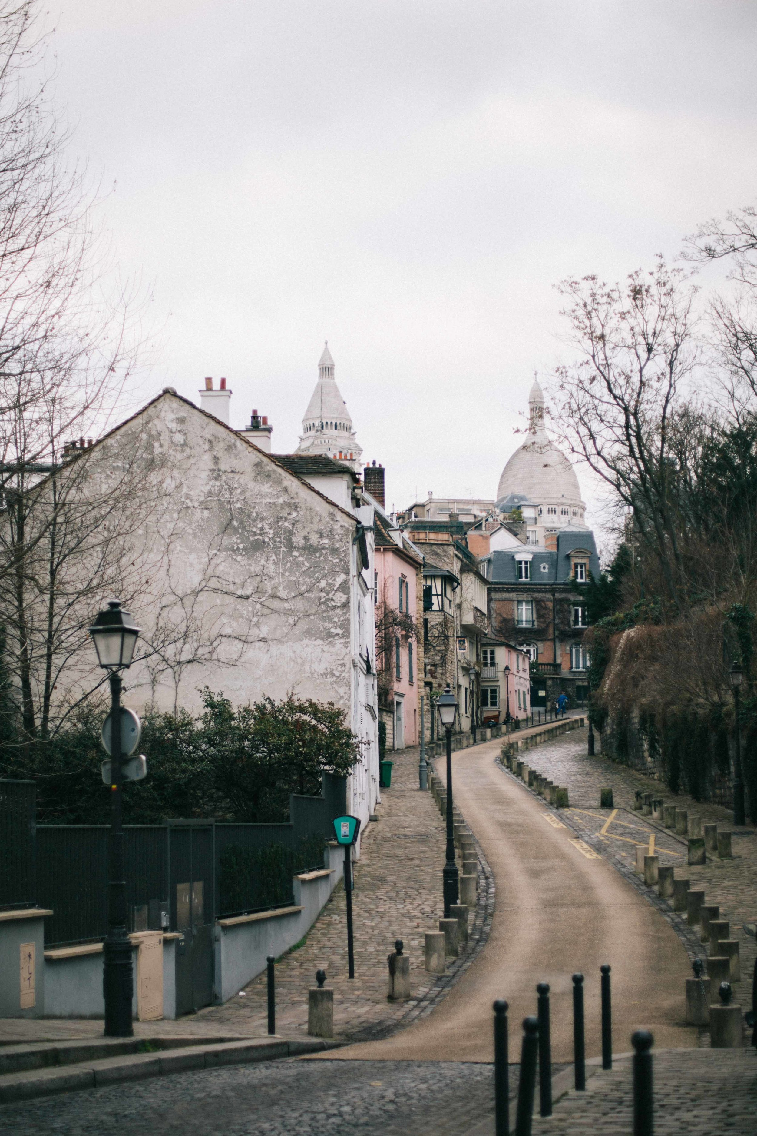 Montmartre Paris Photography