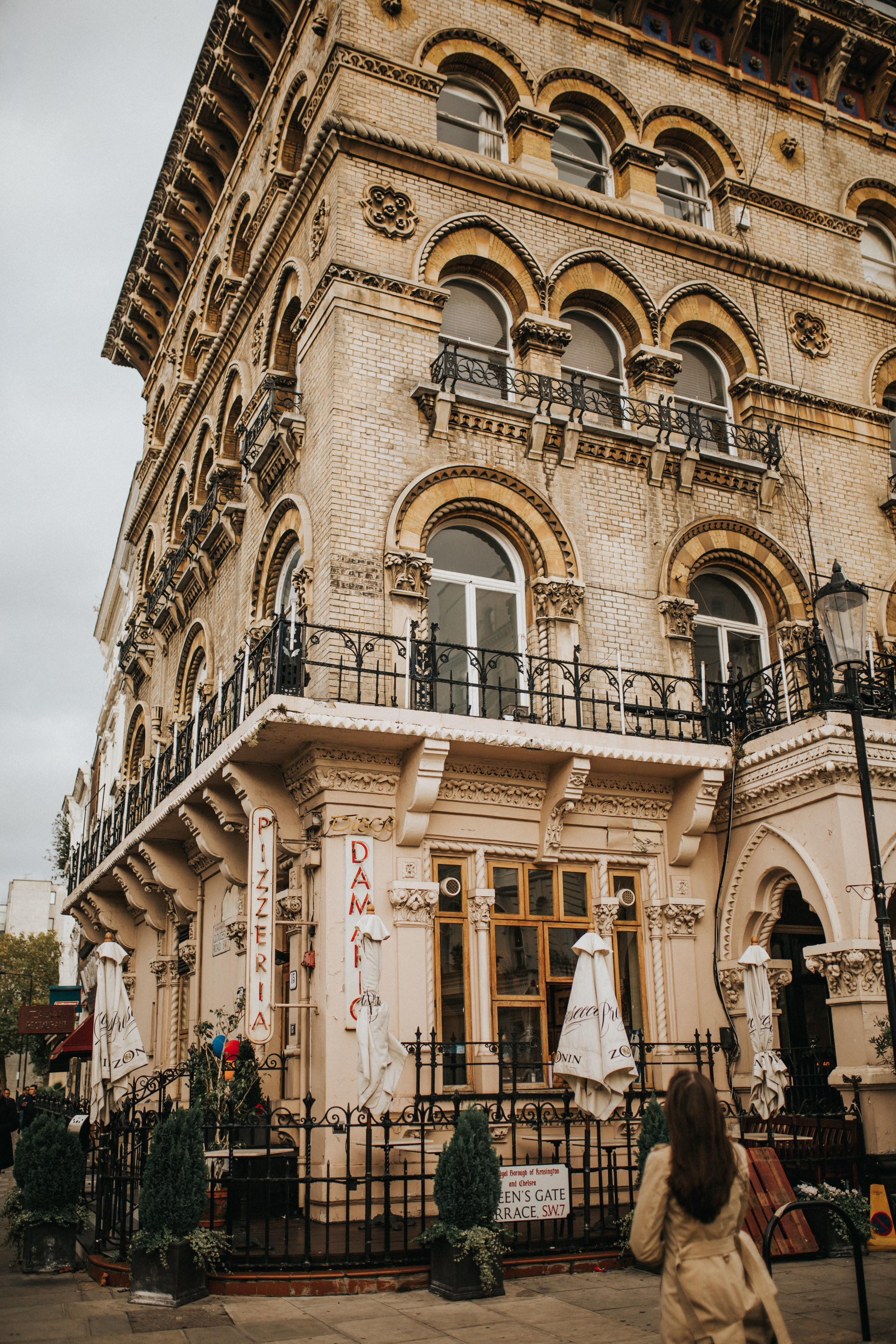 London Travel Photography - Knightsbridge