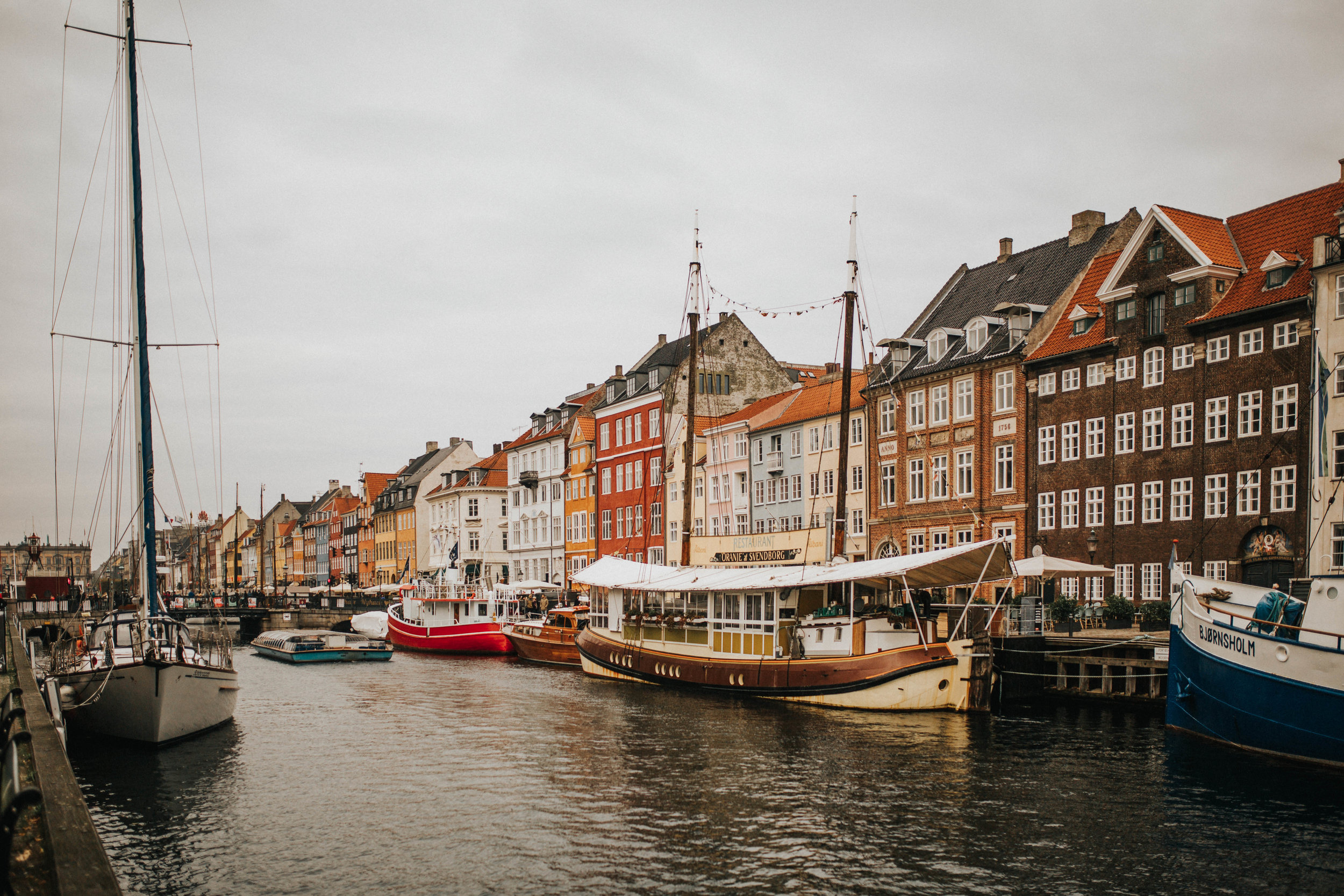 Copenhagen Denmark Travel Photography