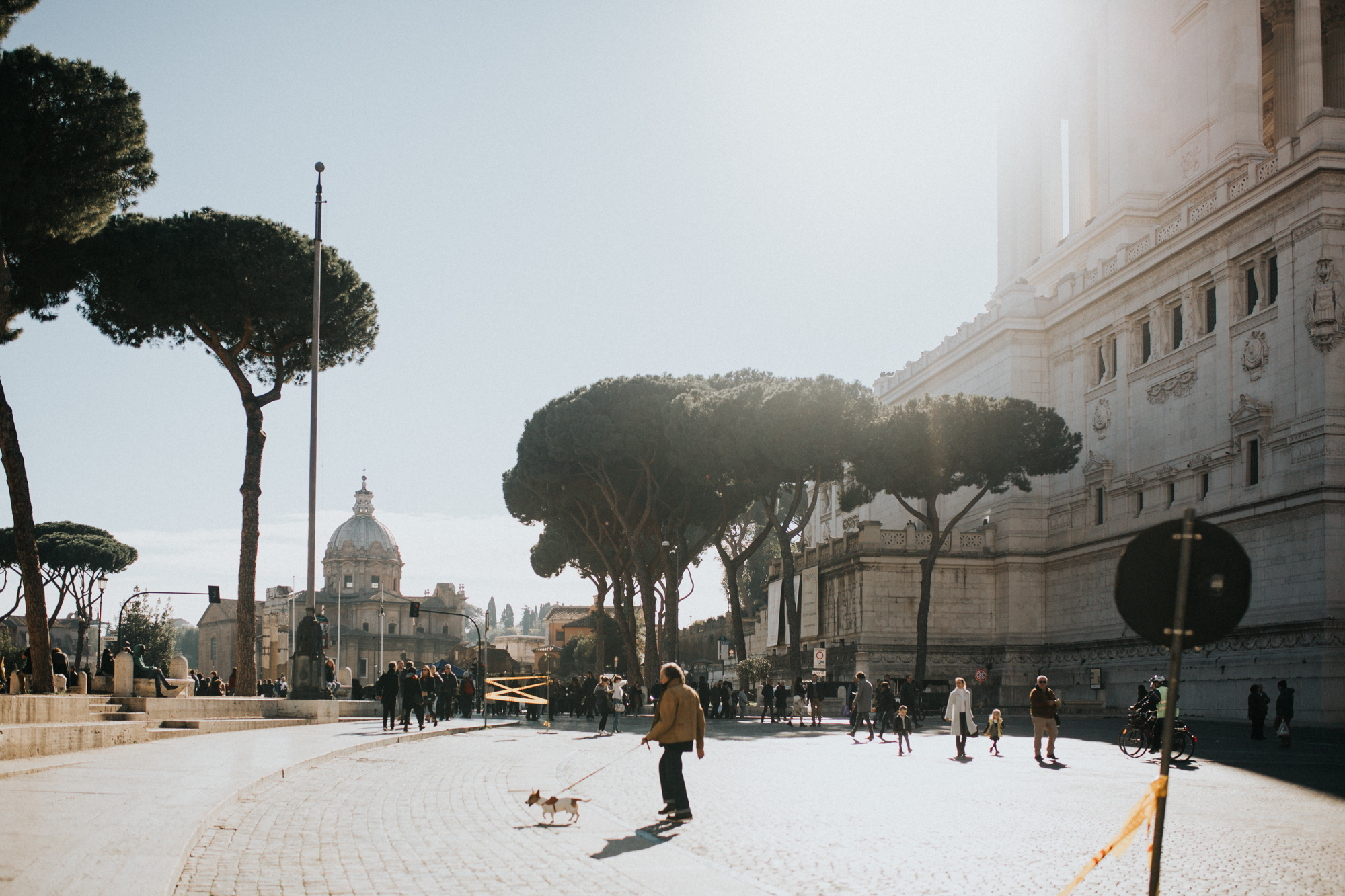 Italy - Rome Travel Photography - Roman Forums