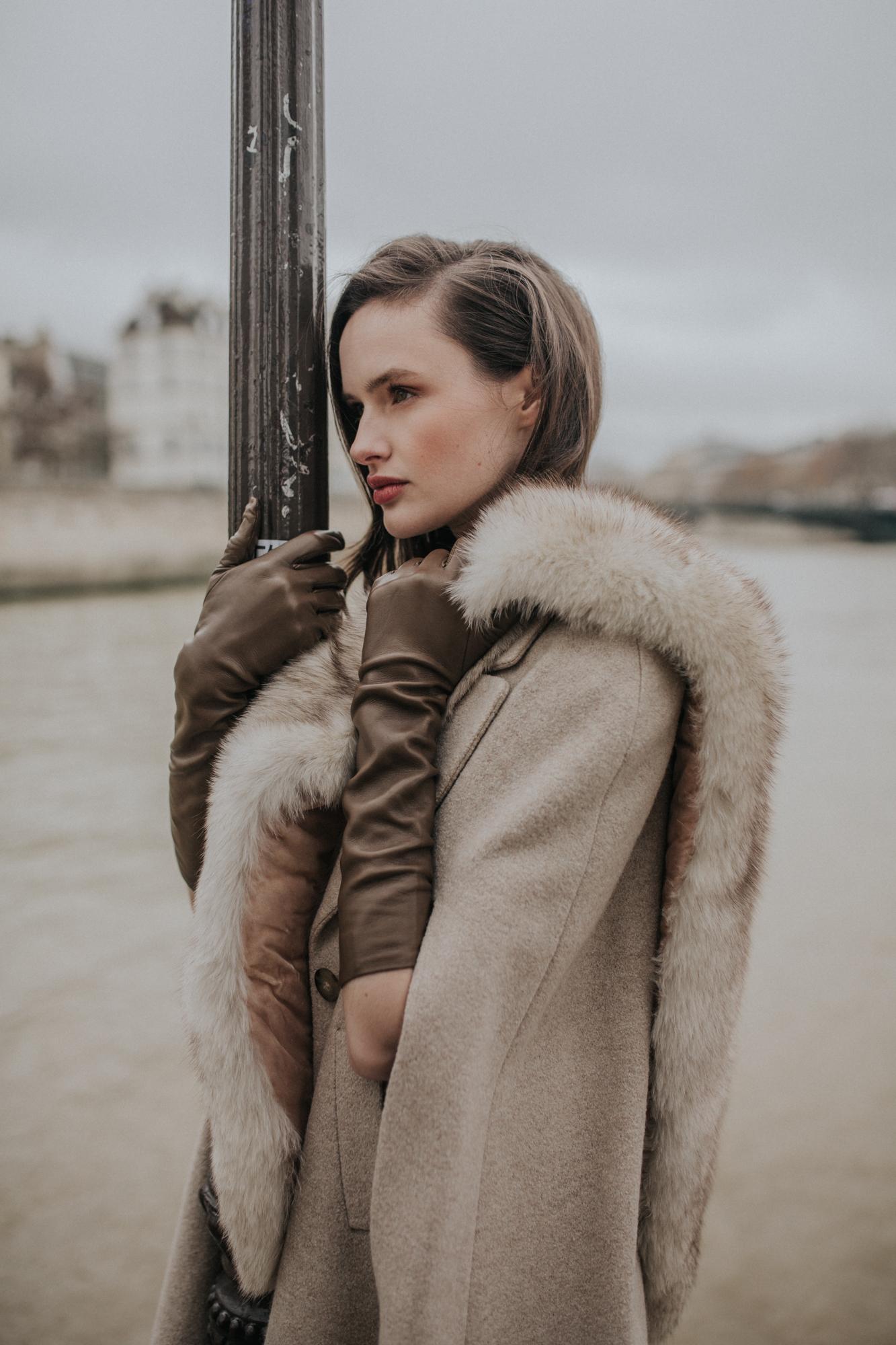 Maria Traynor - Paris Fashion Photography Test Shoot