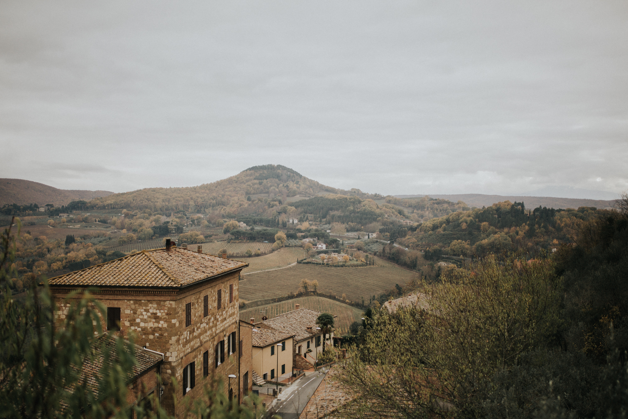 Italy Roadtrip Travel Photography - Tuscany