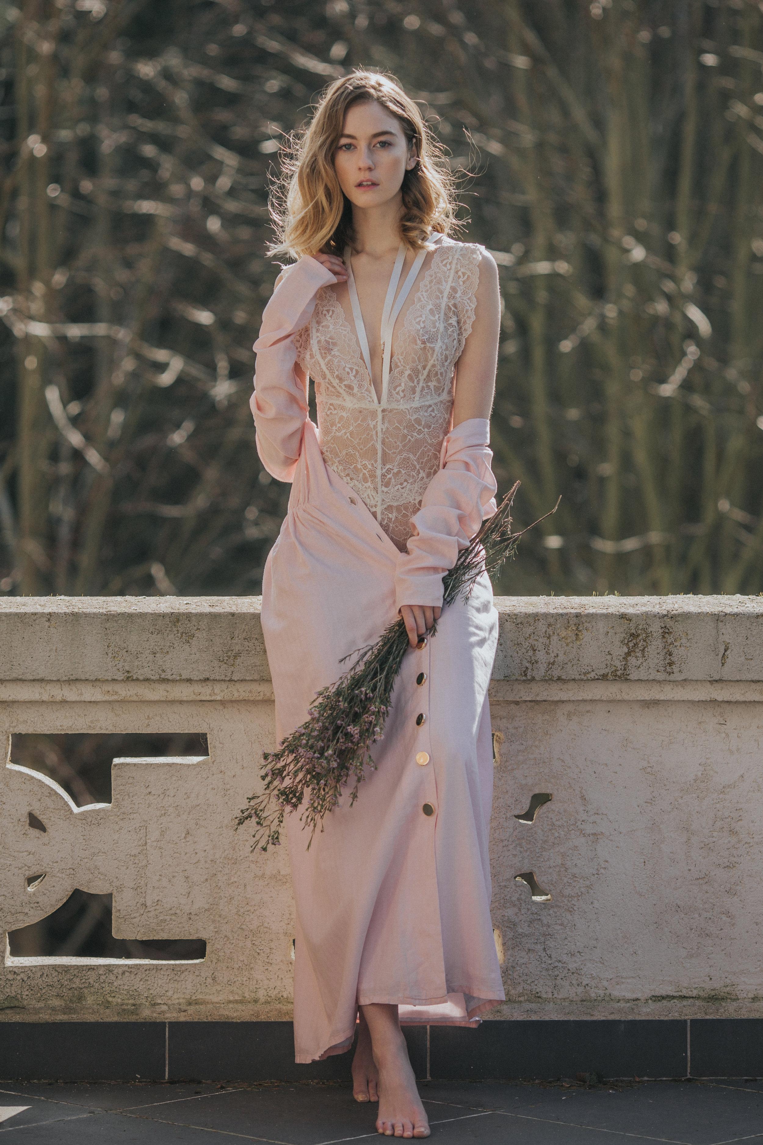 Chateau Bouffemont Fashion Editorial Photography by Charlotte Bergan