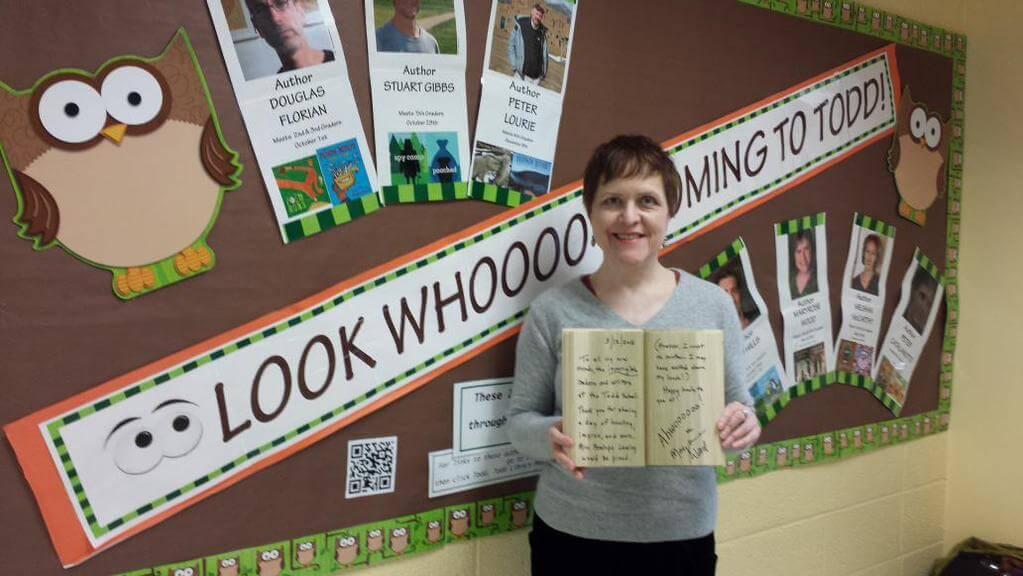 Maryose at Todd School.jpg