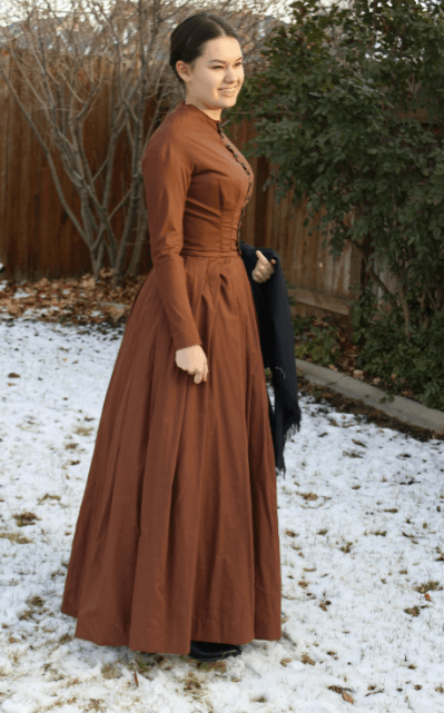 Miss Lumley costume!